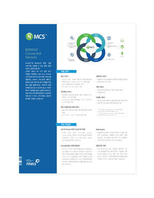 M2M/IoT Connected Services