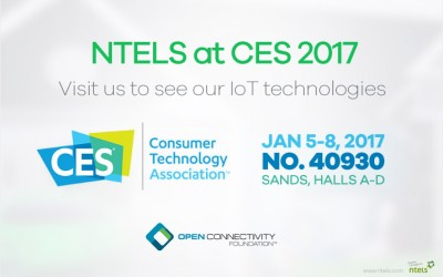 We would like to invite you to come visit us at CES 2017.