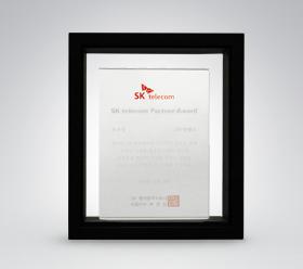 Nov. 2011SK TelecomReceived SK Telecom Partner Award