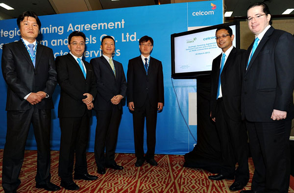 [NEWS] Celcom Partners nTels to Offer M2M Connected Services