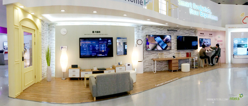 NTELS Smart home technology experience