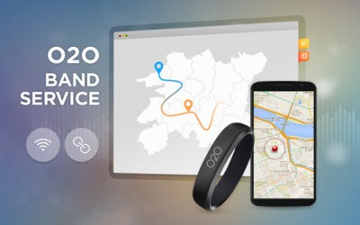 O2O Band Service Platform