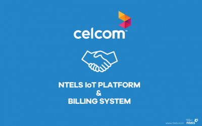 Leading Global Companies Choose NTELS IoT Platform