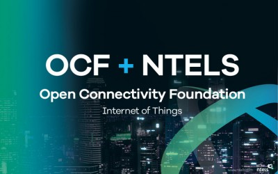 엔텔스, OCF(Open Connectivity Foundation) 가입
