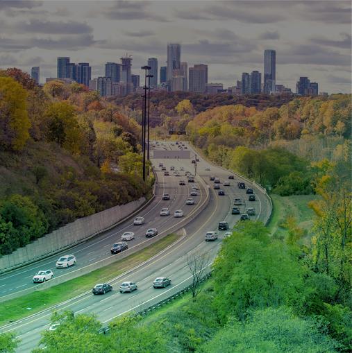 도시 환경 관리 및 교통 서비스