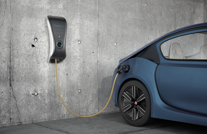 Open Standard-based Electric Vehicle Charging Platform for KEPRI