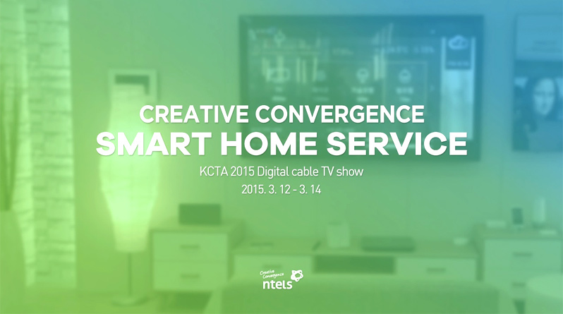 [NEWS] NTELS Showcased Smart Home Technology at KCTA 2015 Digital Cable TV Show